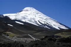 Volcan Osorno, Chili. Image stock