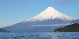 Volcan Osorno, Cile fotografia stock