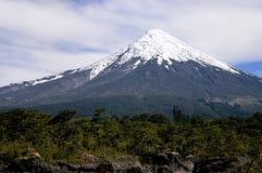 Volcan Osorno no Chile fotos de stock