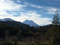Volcan Puyehue stockbild