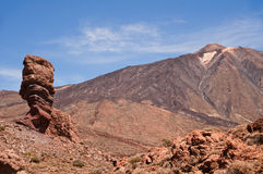 Volcan Teide. Photographie stock