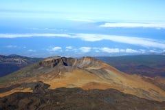 Volcan Teide sur l'île de Tenerife Photos stock