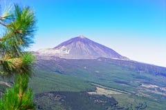 Volcan Teide, Tenerife island Stock Photography
