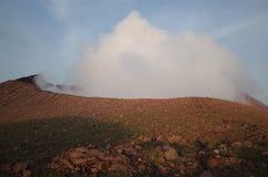 Volcan Telica Zdjęcia Royalty Free