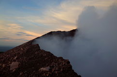 Volcan Telica Στοκ Εικόνα