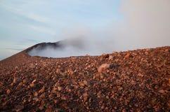 Volcan Telica Obraz Royalty Free