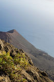 Volcan TeneguÃa, Fuencaliente photographie stock