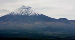 Volcan Tungurahua, Equador imagens de stock
