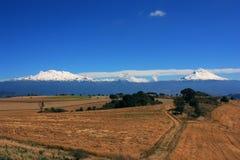 Volcanes Foto de archivo