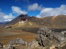 Volcanes Imagen de archivo libre de regalías