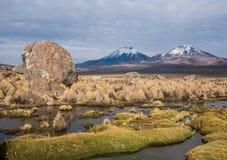 Volcanes Fotos de archivo