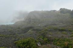 Volcanes 5 Foto de archivo libre de regalías