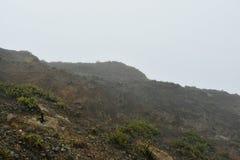 Volcanes 4 Foto de archivo libre de regalías