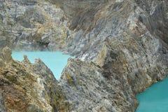 Volcanes 6 Imagenes de archivo