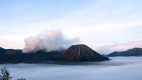Volcanes de Bromo almacen de video
