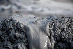 Volcanes del fango foto de archivo libre de regalías