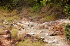 Volcanic Activity, Costa Rica Royalty Free Stock Image