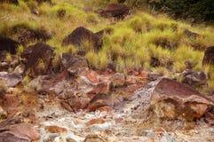 Volcanic Activity, Costa Rica Stock Image