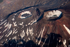 Volcanic Crater Stock Images