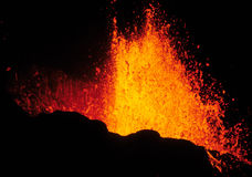Free Volcanic Eruption 2 Royalty Free Stock Photography - 1646017