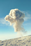 Volcanic eruption. For stock photo Stock Image