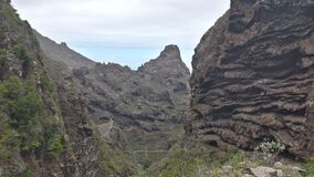 Volcanic geology Royalty Free Stock Images