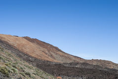 Volcanic Island (Tenerife, Canaries, Spain) Royalty Free Stock Image