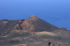 Volcanic La Palma Royalty Free Stock Images