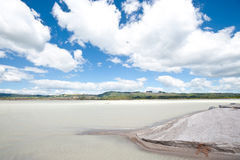 Volcanic Lake Rotorua -  New Zealand. Stock Photography
