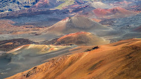 Volcanic Landscape Royalty Free Stock Image