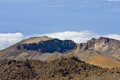 Volcanic landscape Stock Image