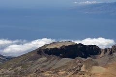 Volcanic landscape Royalty Free Stock Image
