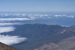 Volcanic landscape Stock Photo