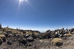Volcanic landscape Royalty Free Stock Photos