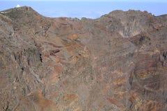 Volcanic landscape on La Palma Island, Spain Stock Photo