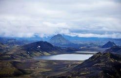 Volcanic Landscape - Landmannalaugar, Iceland Stock Images