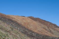 Volcanic Landscape. Teide Nationalpark - bright daylight - no people Stock Photo