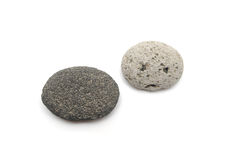 Volcanic pebble Stock Images