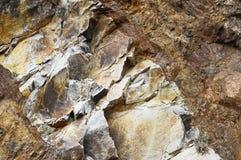 Volcanic Rock Stock Photo