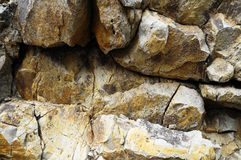 Volcanic Rock Royalty Free Stock Images