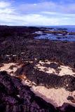 Santiago Beach Galapagos Islands royalty free stock photos