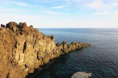 Volcanic Rock Royalty Free Stock Photo