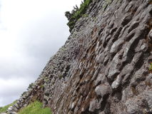 Volcanic rock formation Stock Photo