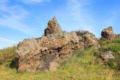 Volcanic Rock Royalty Free Stock Image