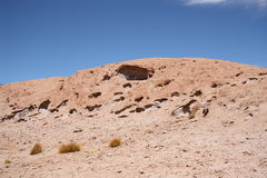Volcanic rock Stock Image