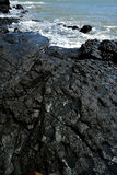 Volcanic rock Stock Photos