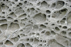 Volcanic Rock Texture Stock Image