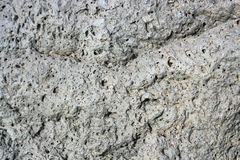 Volcanic rock in Vulcano Royalty Free Stock Photo