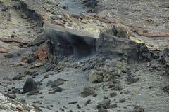 Volcanic rocks in Lakagigar Royalty Free Stock Photography
