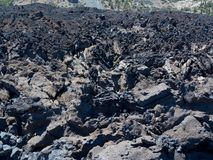Volcanic rocks Royalty Free Stock Photo